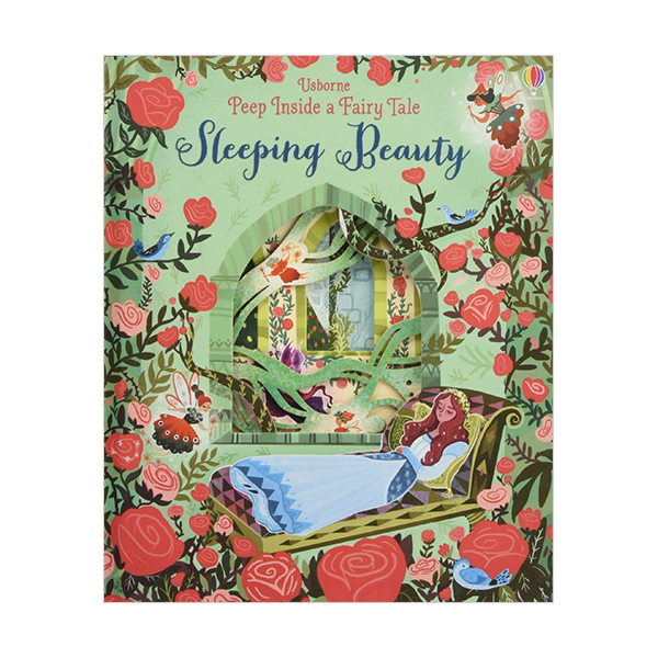 [가격인하] Peep Inside a Fairy Tale : Sleeping Beauty (Board book, 영국판)