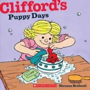[스콜라스틱] Clifford's Puppy Days (Paperback)