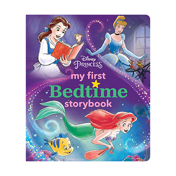 Disney Princess My First Bedtime Storybook (Hardcover)