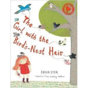 The Girl with the Bird's-nest Hair (Paperback)