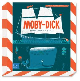 Moby Dick Playset (Hardcover)