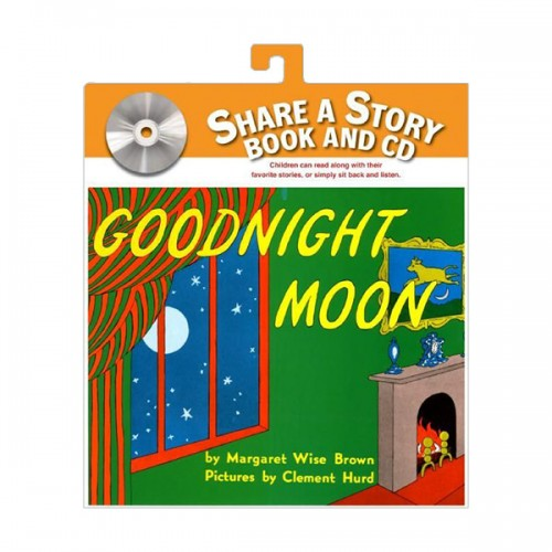 Margaret Wise Brown : Goodnight Moon : 잘 자요 달님 (Book & CD)