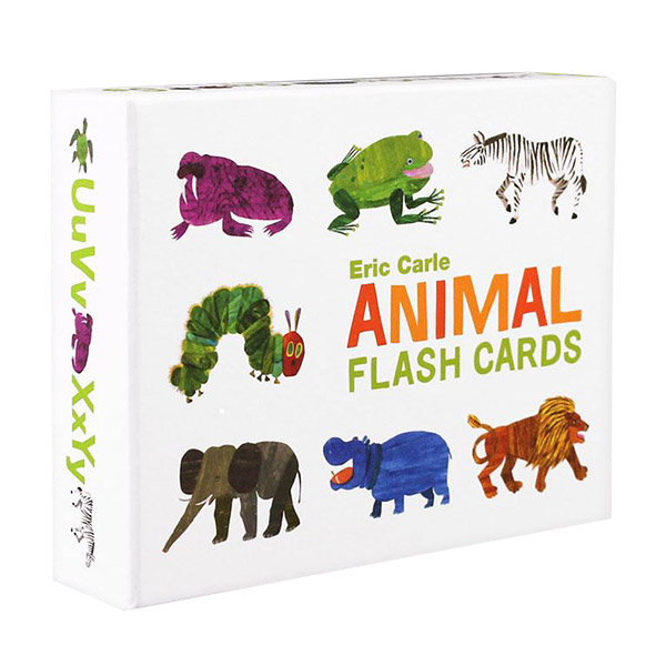 The World of Eric Carle : Animal Flash Cards (Cards)