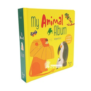 First Words : My Animal Album (Hardcover)