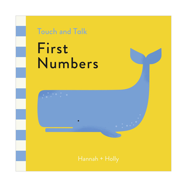 Touch and Talk : First Numbers (Board book, 영국판)