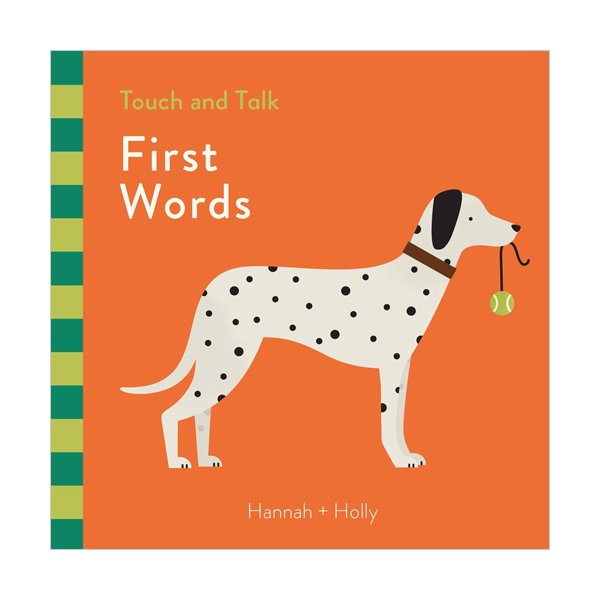 Touch and Talk : First Words (Board book, 영국판)