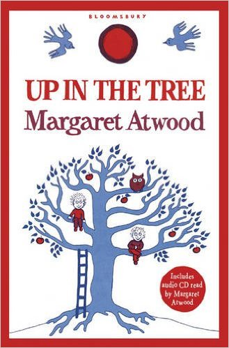 Up in the Tree (Paperback, Book & CD)