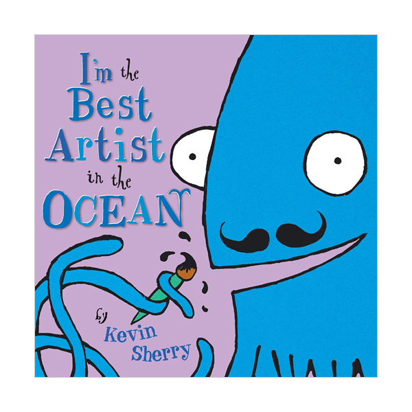 I'm the Best Artist in the Ocean! (Hardcover)