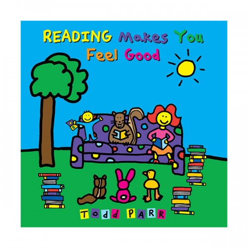 Reading Makes You Feel Good (Paperback)