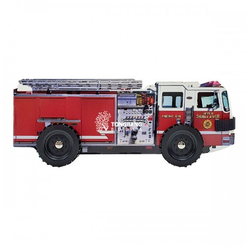 Fire Truck : Wheelie Books (Board book)