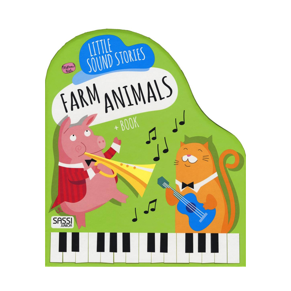 Little Sound Stories ? Farm Animals (Sound book)
