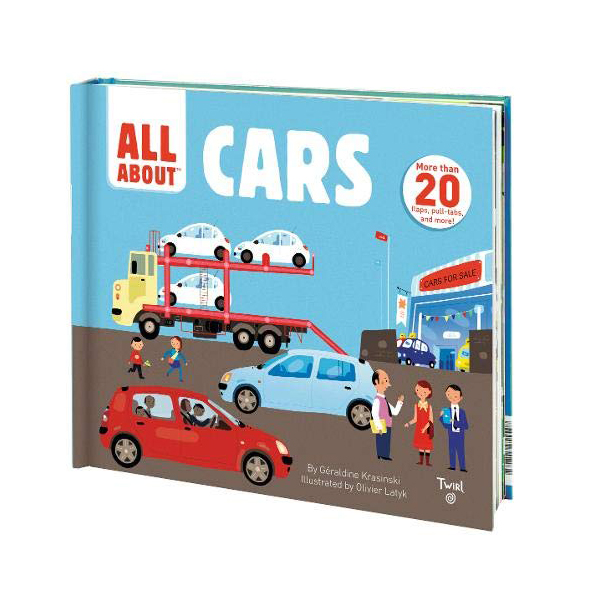 All About : Cars (Hardcover)