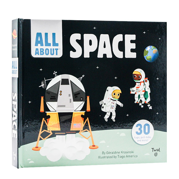 All About : Space (Hardcover)