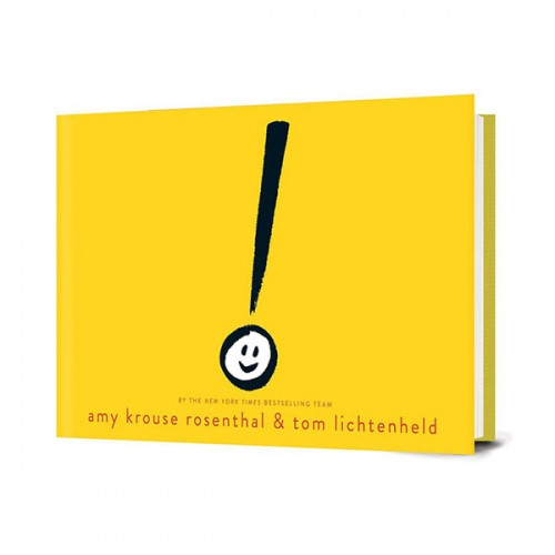 Exclamation Mark 느낌표 (Hardcover)