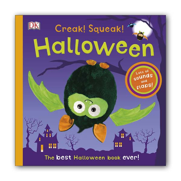 The Best Halloween Book Ever : Creak! Squeak! Halloween (Hardcover, 영국판)