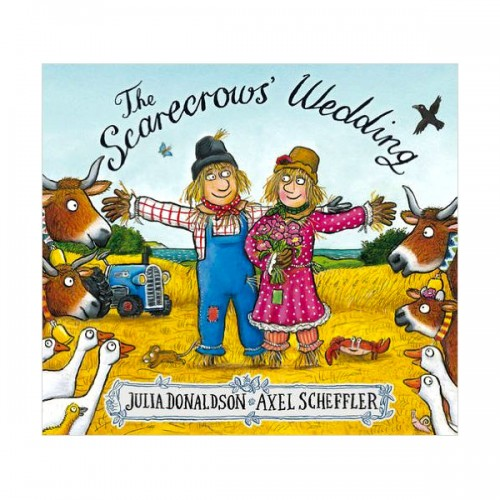 The Scarecrows' Wedding (Paperback, 영국판)