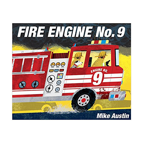 Fire Engine No. 9 (Board book)