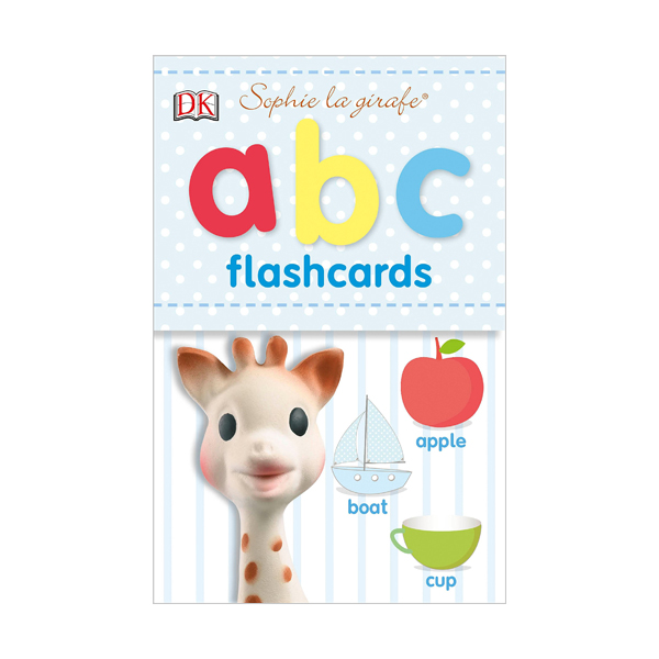 Sophie la Girafe ABC Flashcards (Cards, 영국판)