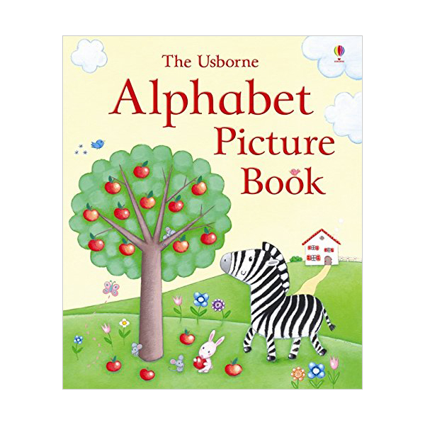 Alphabet Picture Book (Hardcover, 영국판)