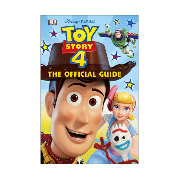 Disney Pixar Toy Story 4 the Official Guide (Hardcover)