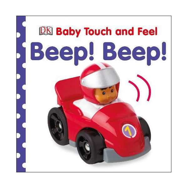 Baby Touch and Feel : Beep! Beep! (Board book, 영국판)