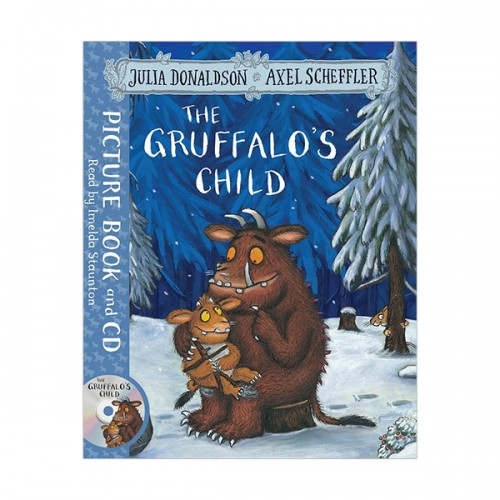 The Gruffalo's Child (Paperback & CD, 영국판)