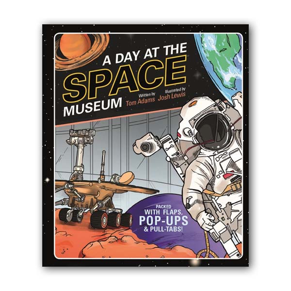 A Day at the Space Museum (Hardcover, 영국판)