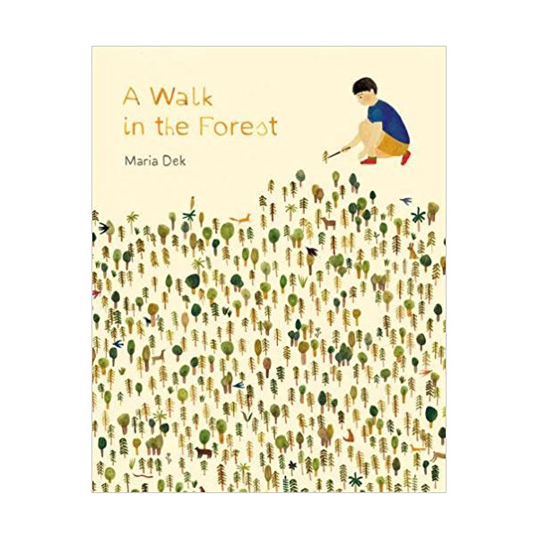A Walk in the Forest (Hardcover)