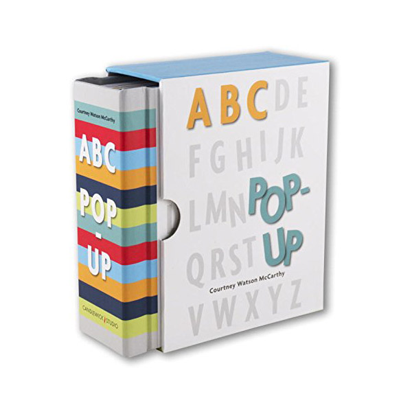 ABC Pop-Up (Hardcover)