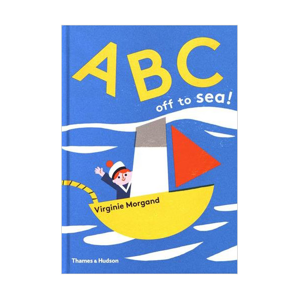 ABC : off to Sea! (Hardcover)