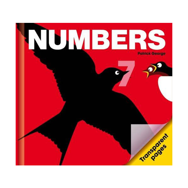 Acetate Series : Numbers (Hardcover)
