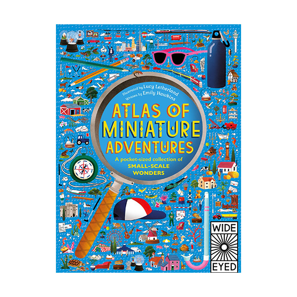 Atlas of Miniature Adventures: A pocket-sized collection of small-scale wonders (Hardcover)