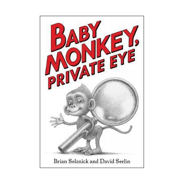 Baby Monkey, Private Eye (Hardcover)