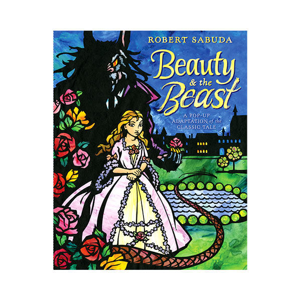 [미녀와 야수 팝업북] Beauty & the Beast : A Pop-up Book of the Classic Fairy Tale (Hardcover/POP-UP)
