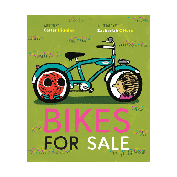 Bikes for Sale (Hardcover)