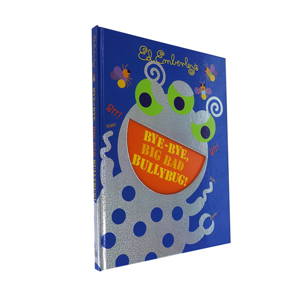 Bye-Bye, Big Bad Bullybug! (Hardcover)