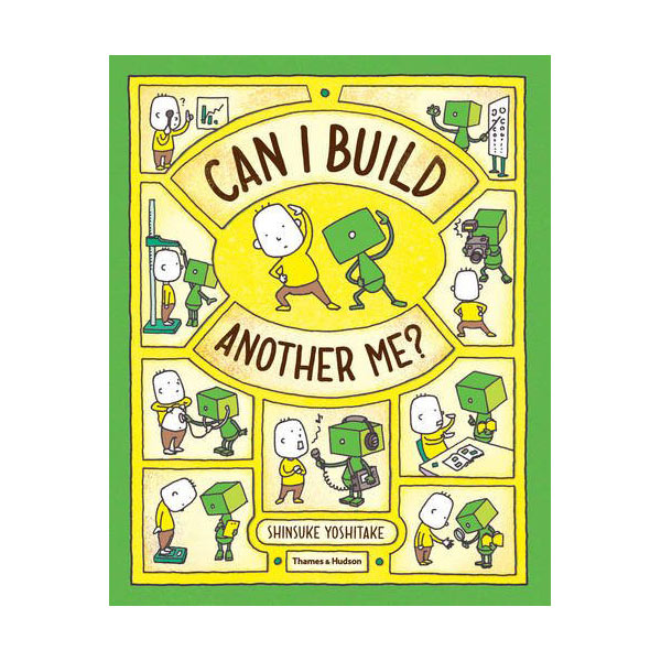 Can I Build Another Me? (Hardcover, 영국판)