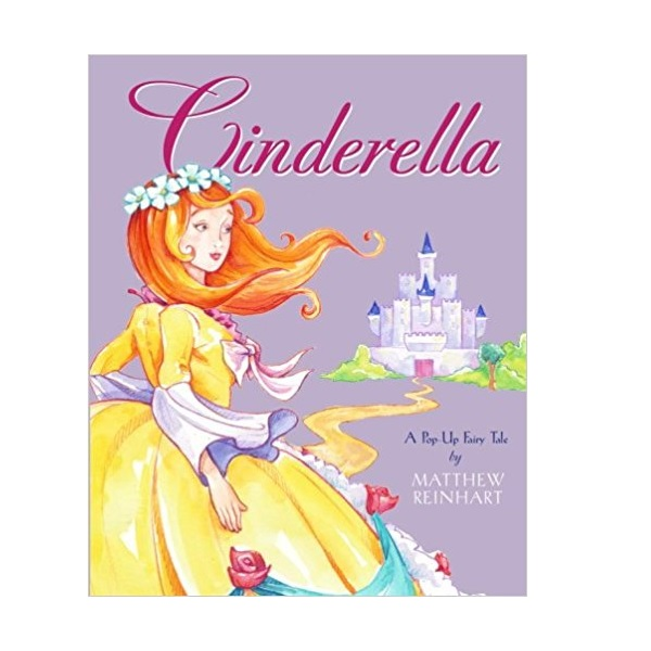 Cinderella : A Pop-Up Fairy Tale [신데렐라 팝업북] (POP-UP/Hardcover)