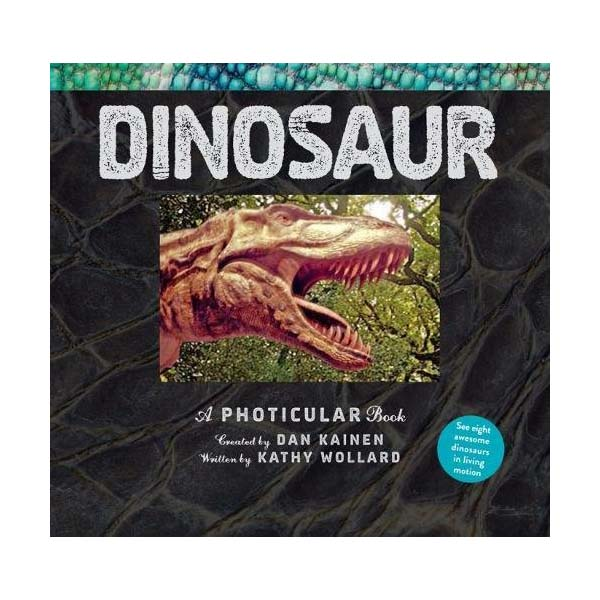 Dinosaur : A Photicular Book (Hardcover)
