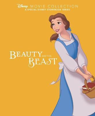 Disney Pixar Movie Collection : Beauty and the Beast : Yellow (Hardcover)