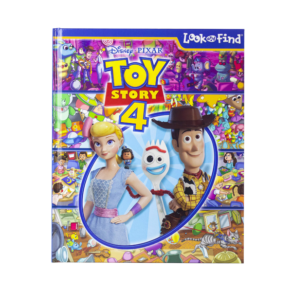 Disney Pixar Toy Story Look & Find (Hardcover)