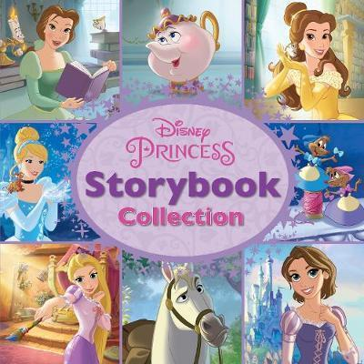 Disney Princess Storybook Collection (Hardcover)