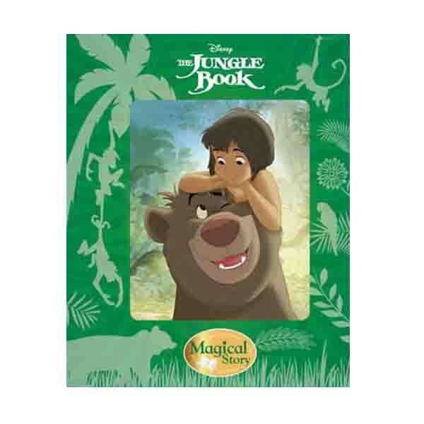 Disney the Jungle Book Magical Story (Hardcover)