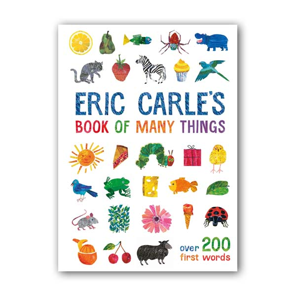 Eric Carle's Book of Many Things (Hardcover, 영국판)