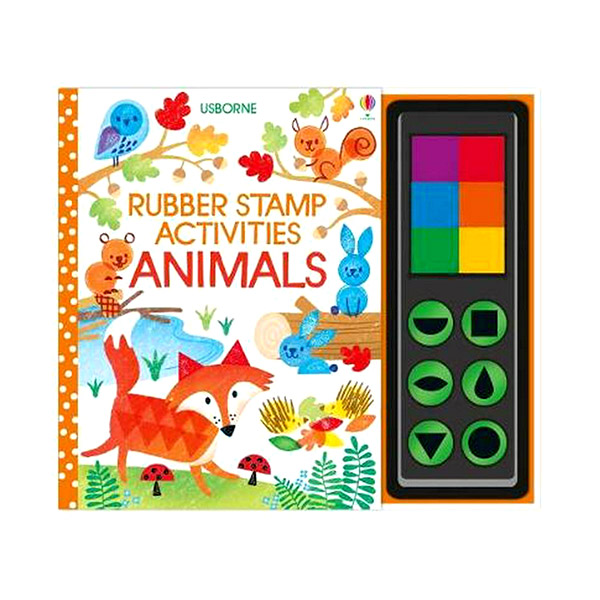 Rubber Stamps Activities : Animal (Hardcover, 영국판)