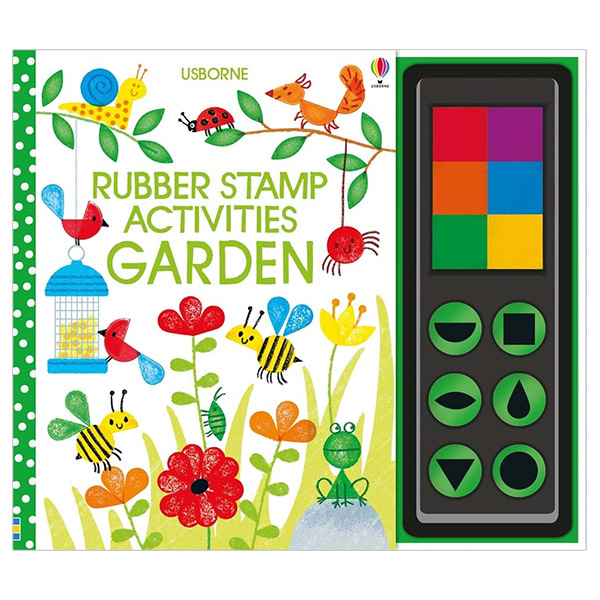 Rubber Stamps Activities : Garden (Hardcover, 영국판)