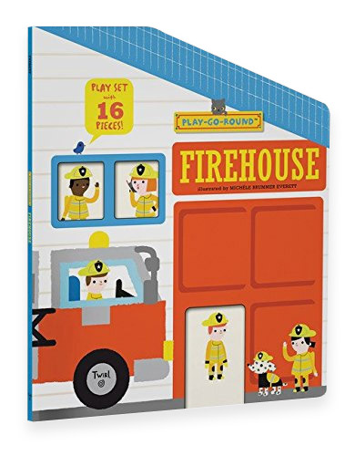 Firehouse : Play-Go-Round (Hardcover)