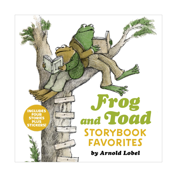 Frog and Toad Storybook Favorites (Hardcover)