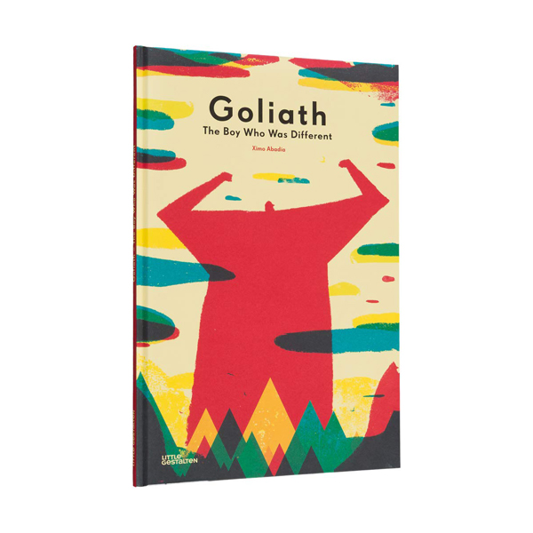 Goliath : The Boy Who Was Different (Hardcover)