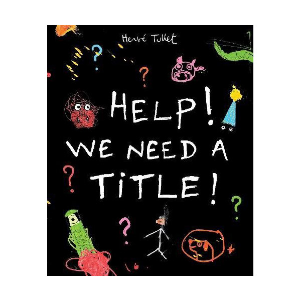 Help! We Need a Title! (Hardcover, 영국판)